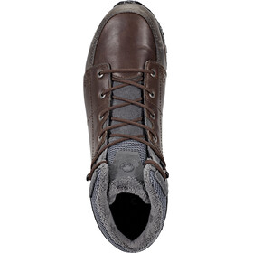 Mammut Chamuera Mid WP Chaussures Homme, coffee-graphite